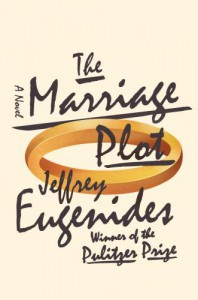 Book Club: The Marriage Plot – DAY 1