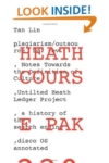 Not Reading and Tan Lin's HEATH COURSE PAK