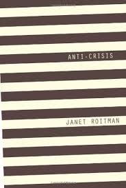 Anti-Crisis Big