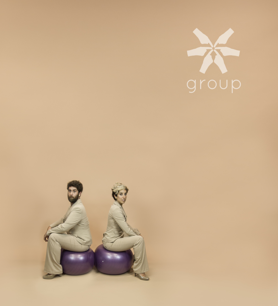 Yoga balls on beige_sm