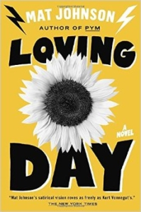 Mat Johnson Loving Day cover