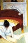 "Edward Hopper ""Summer Interior"""