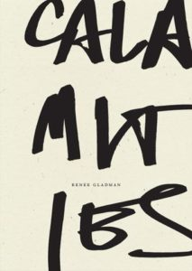 Calamities Renee Gladman cover