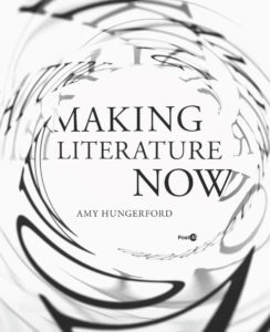 Making Literature Now cover