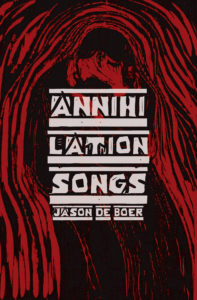 Annihilation Songs cover