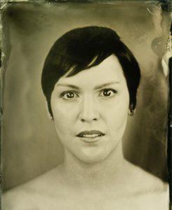 Eloisa Amezcua, poet.