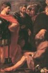 Alexander the Great and Diogenes by Gaspar de Crayer