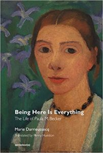 Being Here is Everything cover