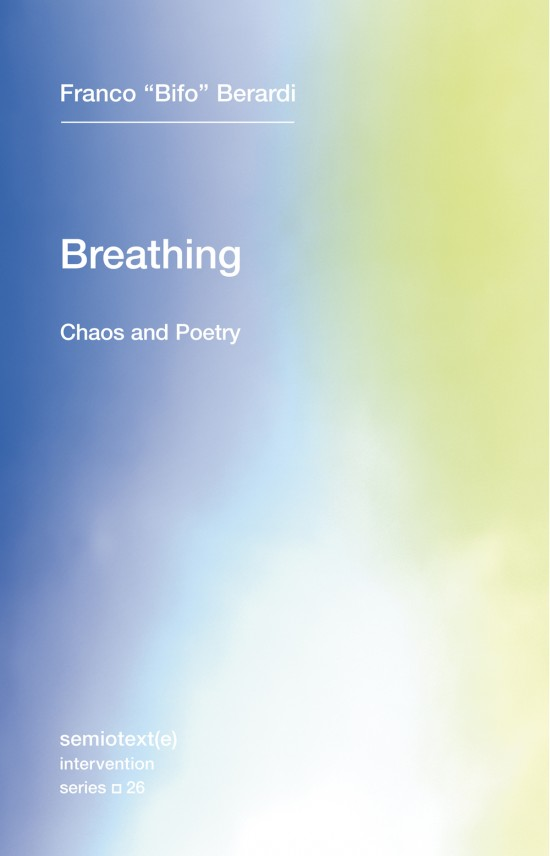 Breathing Chaos And Poetry Cover