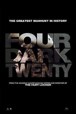 Four Dark Twenty poster