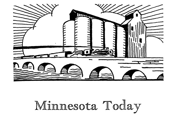 Minnesota: A State Guide (American Guide) Federal Writers Project