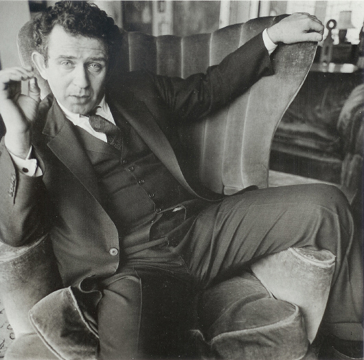 essay by norman mailer Norman mailer's writing career spanned almost 60 years, over which  king of  the hill (a long essay included in several mailer collections but.