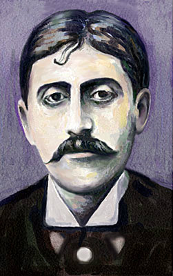 The Enduring Romance with Proust