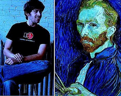aaron and van gogh