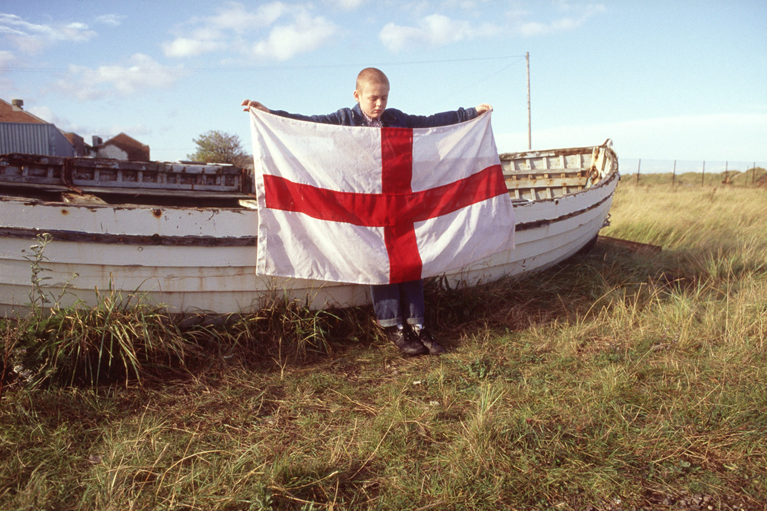 this is england Tough, gritty but supremely heartfelt, this is england succeeds not just as a piece  of highly personal filmmaking but also as an uncompromising slice of social.