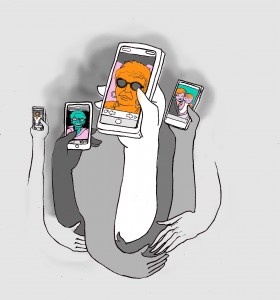 hands & phones