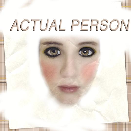 Actual Person, Deanna Havas