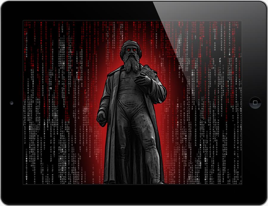 Evil Johannes Gutenberg