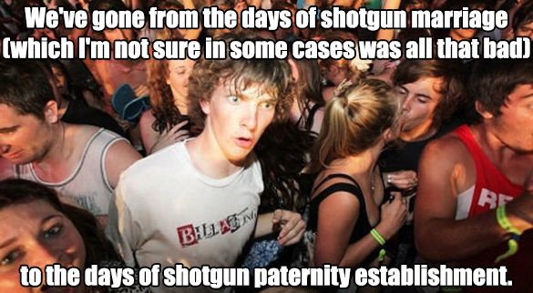 Sudden Clarity Santorum