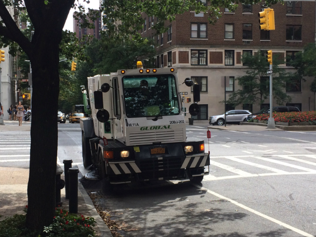 The Waiting Game Full Stop - Nyc street sweeping map