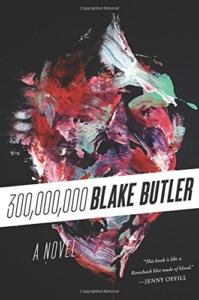 Blake Butler 300000000