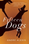 Alexis Fifteen Dogs cover