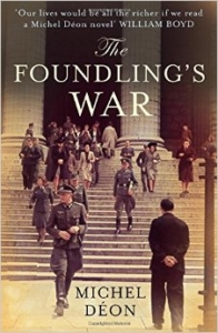 Deon Foundlings War cover