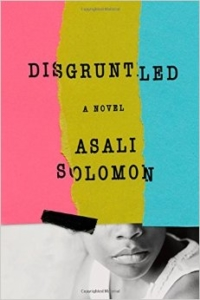 Asali Solomon Disgruntled cover