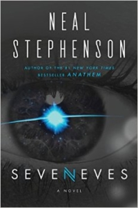 Neal Stephenson Seveneves cover