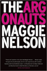 Nelson The Argonauts cover