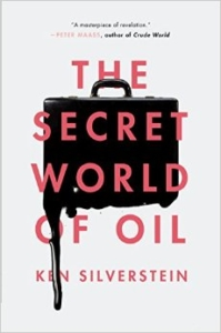 Silverstein The Secret World of Oil cover