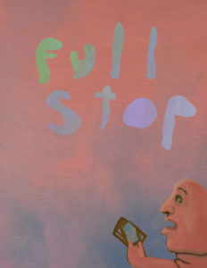 Full Stop Quarterly Winter 2017-2018 cover