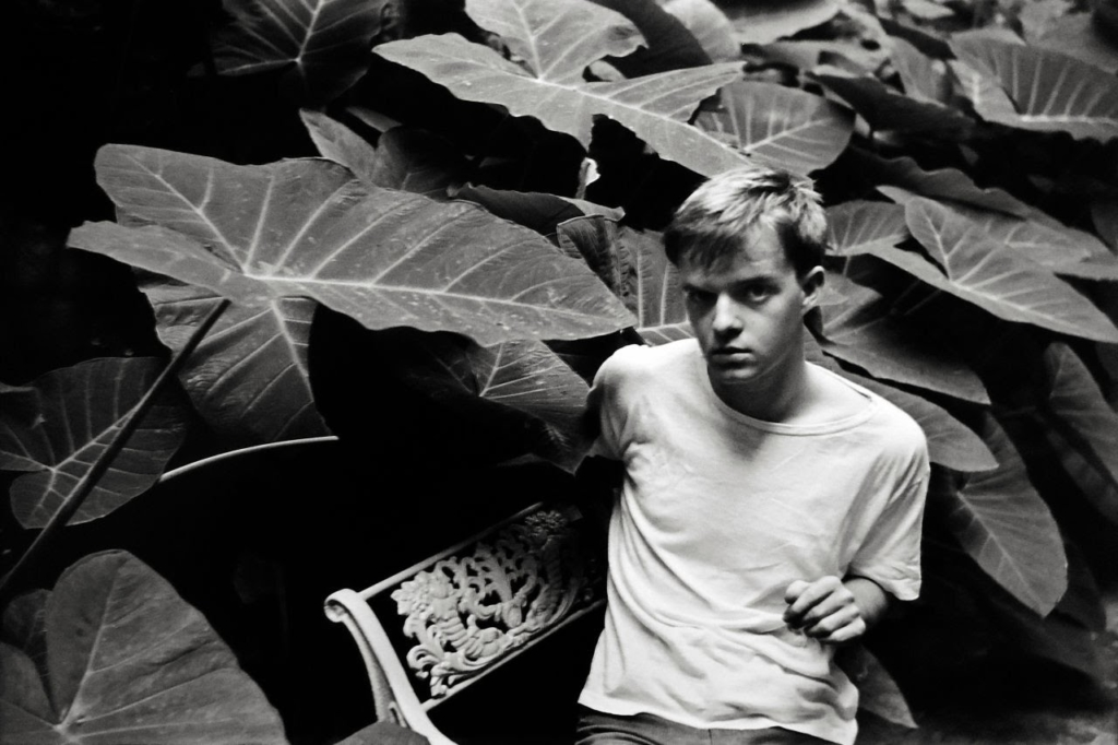 young truman capote