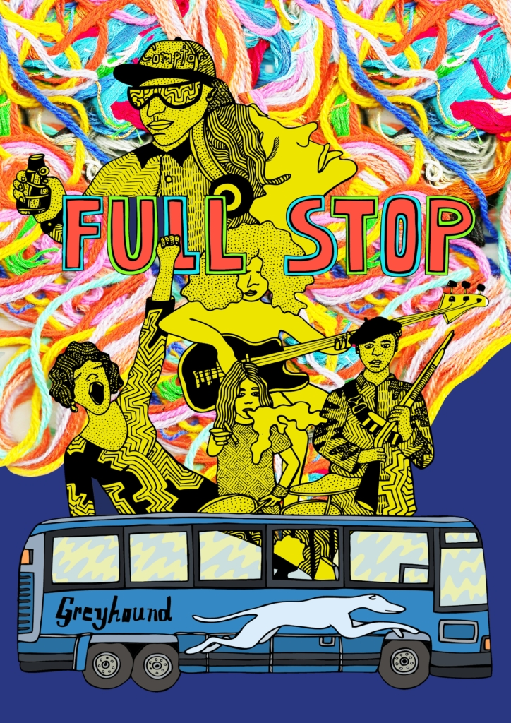 FULL STOP QUARTERLY FALL 2015 cover