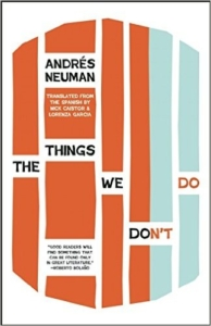 Neuman The Things We Dont Do cover