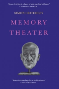 Memory Theater Critchley cover