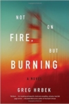 Not on Fire But Burning cover
