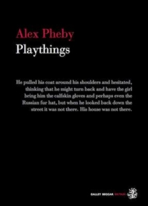 Playthings cover