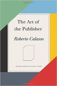 The Art of the Publisher cover