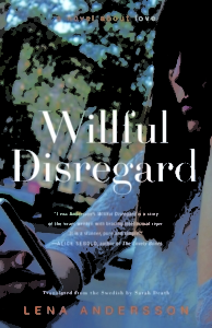 Andersson Willful Disregard cover
