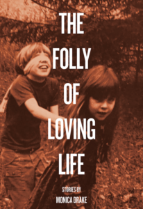 The Folly of Loving Life Monica Drake cover