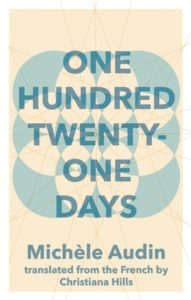 One Hundred Twenty One Days cover