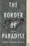 The Border of Paradise cover