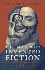 The Man Who Invented Fiction cover
