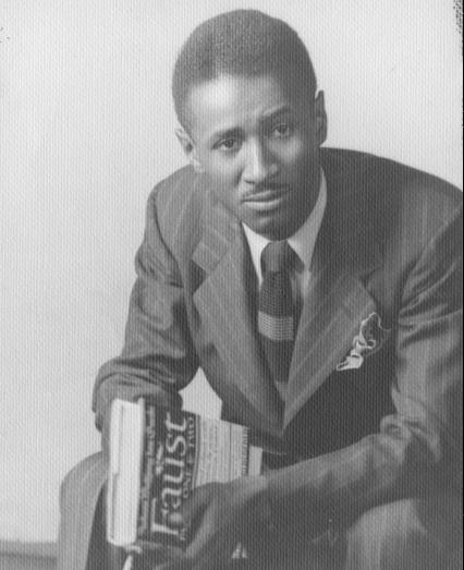 Albert Murray (c. 1939). © The Albert Murray Trust.