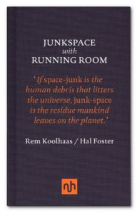Junkspace/Running Room cover