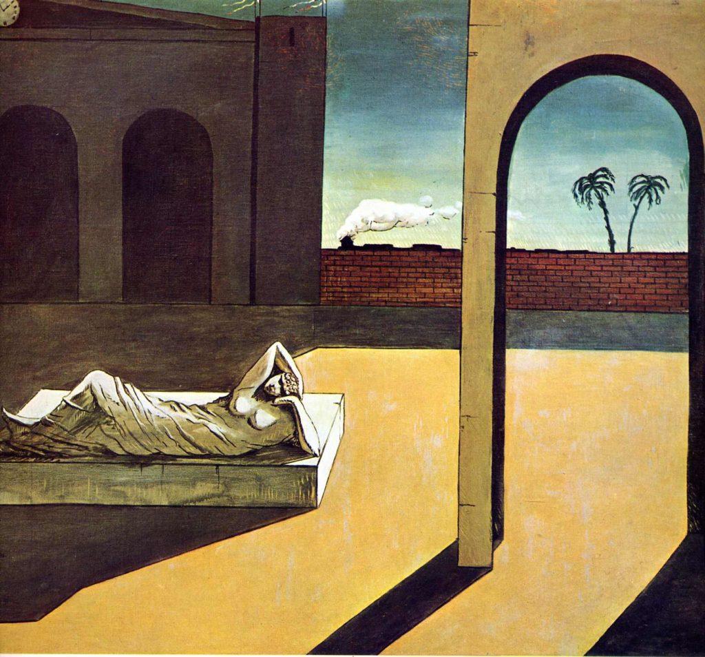 Giorgio de Chirico, The Soothsayer