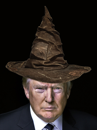 trump-sorting-hat