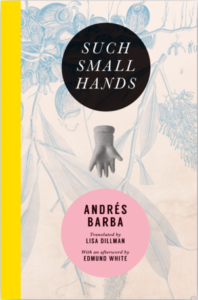Such Small Hands Barba cover