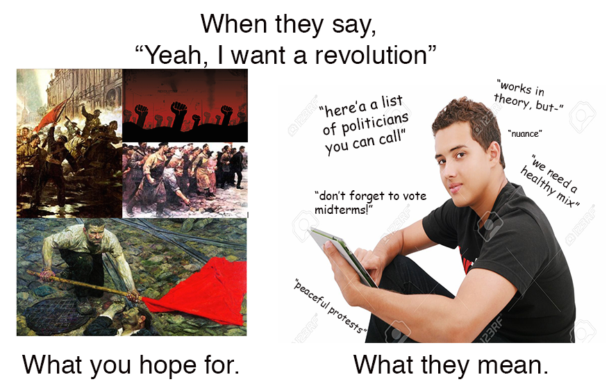 Sassy Socialist Memes (Facebook)